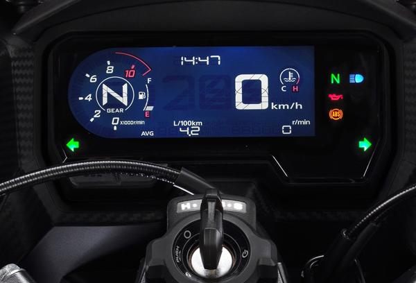 Honda CBR500R 2020