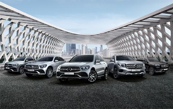 Mercedes-Benz 2021 Price Lists