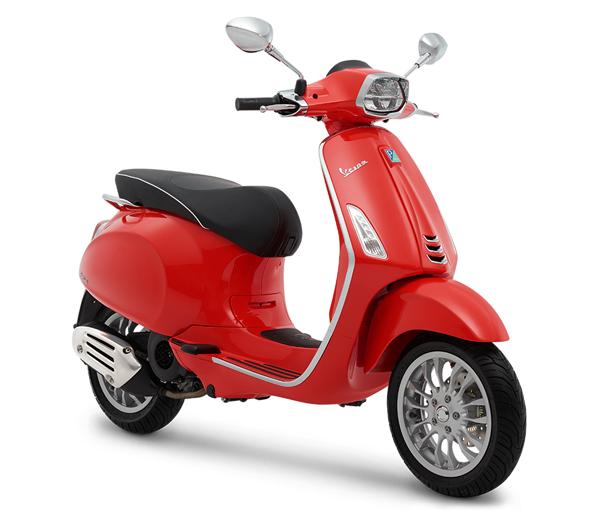 Sprint 125 2020 สีแดง