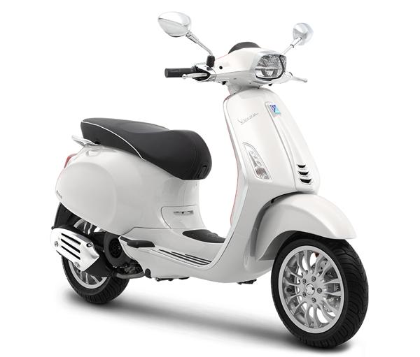 Sprint 125 2020 สีขาว