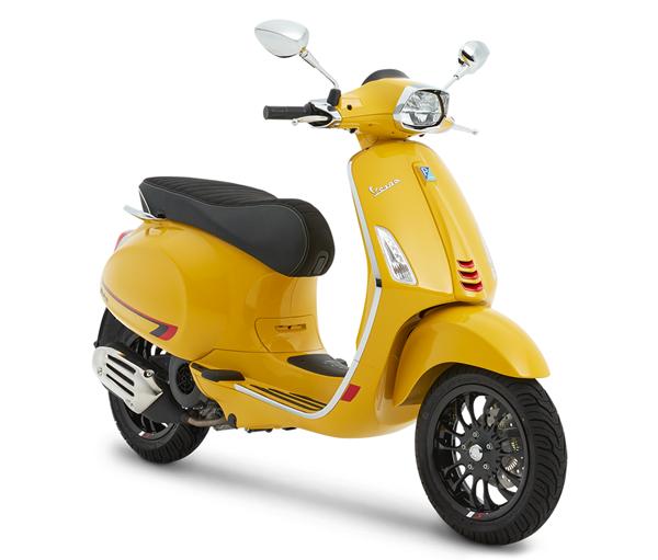 Sprint S 150 2020 สีเหลือง