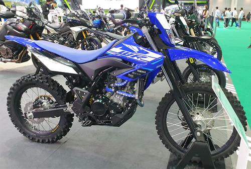 WR155R Yamaha