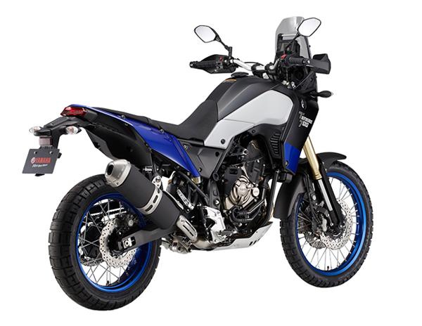 Yamaha Tenere 700 2020-2021