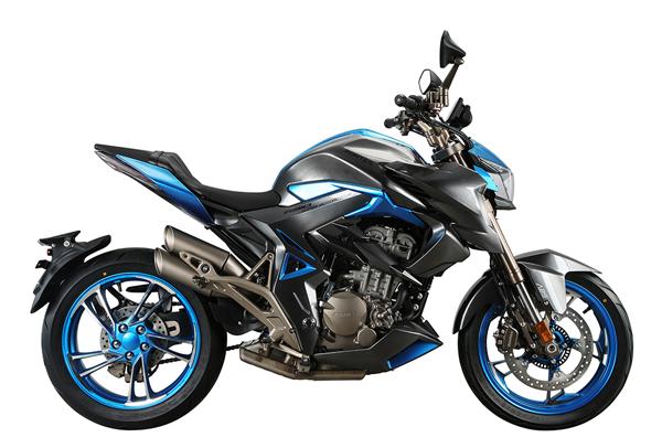 Zontes 310R1 2021 สีฟ้า