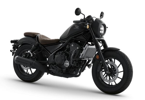2020-2021 Honda Rebel 500 Bobber Supreme