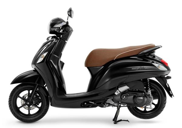 Filano Hybrid 2020 สีดำ