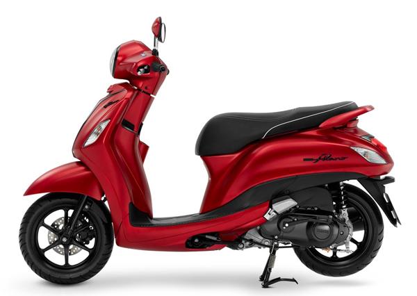 Filano Hybrid 2020 สีแดง
