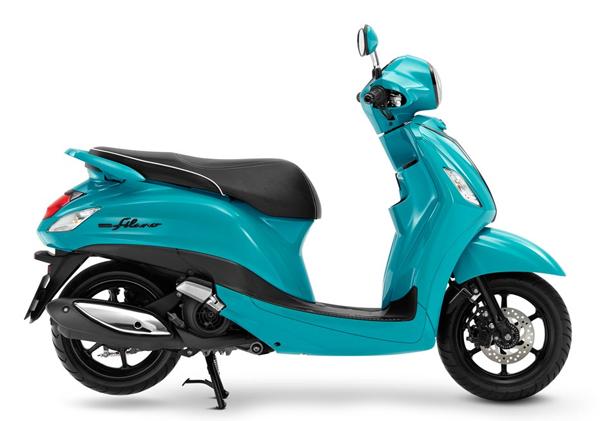 Filano Hybrid 2020 สีเขียว