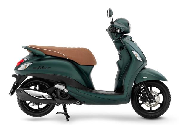 Filano Hybrid ABS2020 สีเขียว