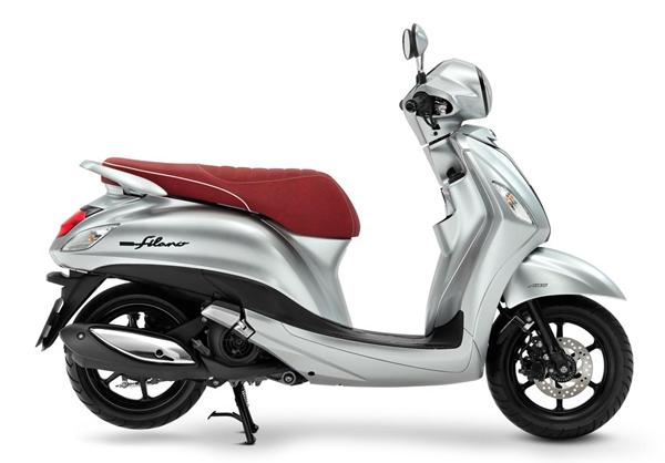 Filano Hybrid ABS 2020 สีเทา