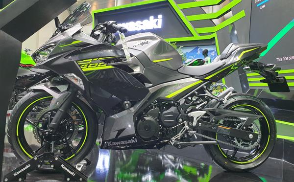 2021 Kawasaki Ninja 400 HG