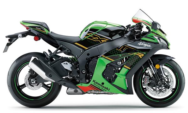 Ninja ZX-10R 2020-2021 สีเขียว