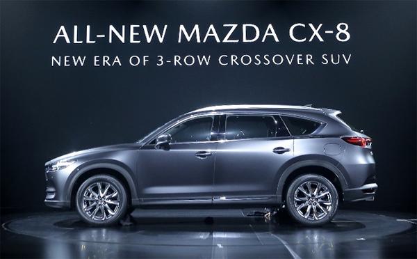 CX8, 2020, ตารางผ่อน, ราคา, โปรโมชั่น, Mazda CX-8