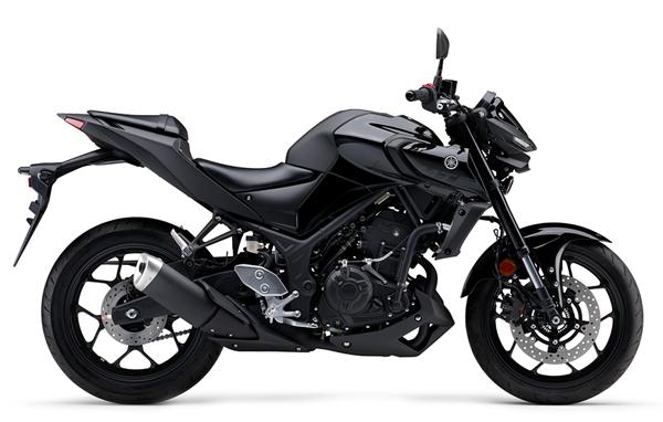 MT-03 2020 สีดำ