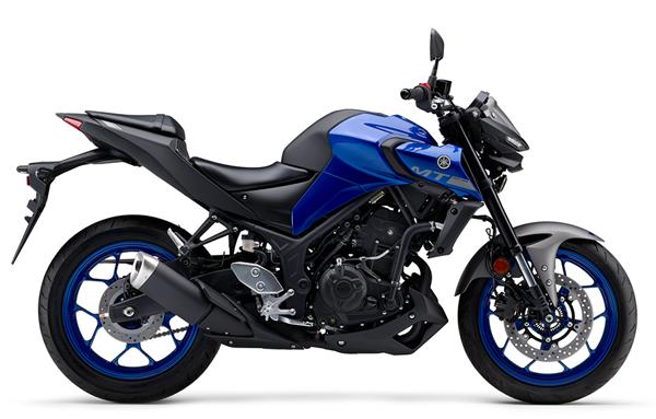 MT-03 2020 สีน้ำเงิน