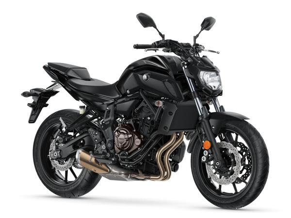 MT-07 2020 สีดำ
