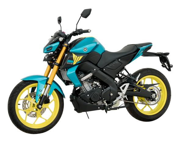 Yamaha MT-15 2020