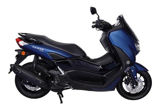Yamaha NMAX 2020 สีน้ำเงิน