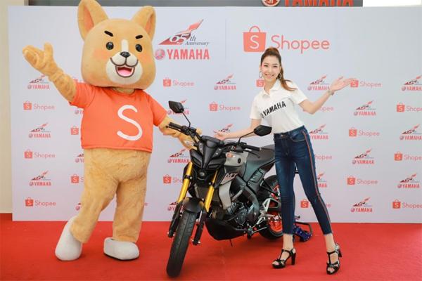 Yamaha, Shopee, Yamaha YZF-R15, Yamaha MT-15, Yamaha XSR155