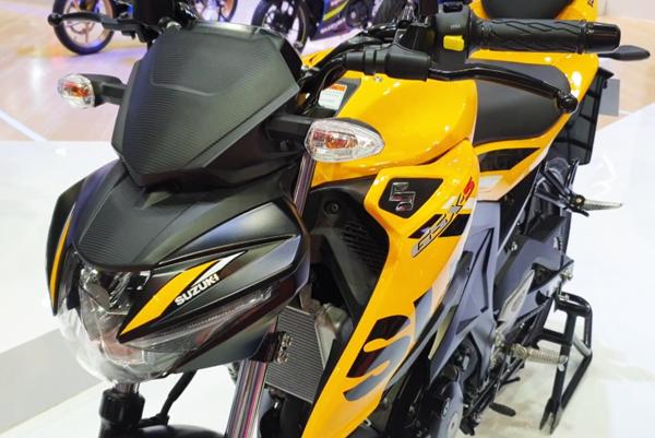Suzuki GSX-S150 2020