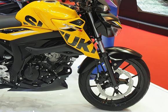2020 Suzuki GSX-S150