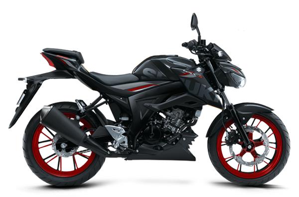 2020 Suzuki GSX-S150 สีดำ