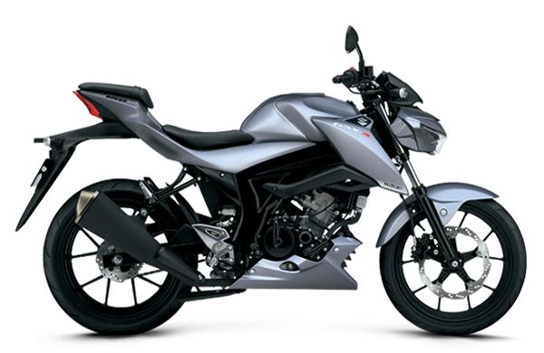 2020 Suzuki GSX-S150 สีเทา