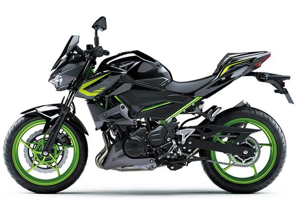 Kawasaki Z400 2021 สเปค