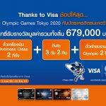 TBANK VISA, Olympic Tokyo 2020