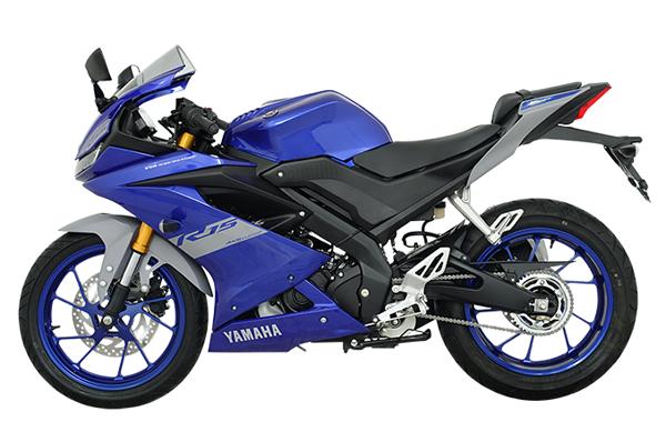 Yamaha R15 2020-2021 สเปค