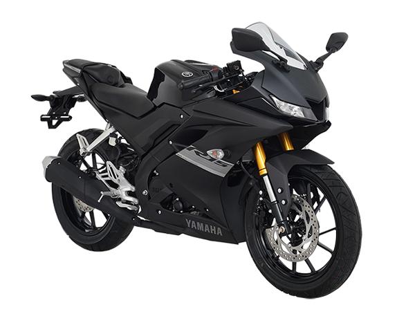 Yamaha R15 2020-2021 สีดำ