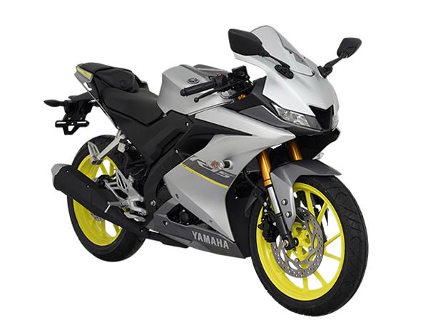 Yamaha R15 2020-2021 สีเทา