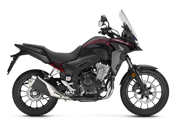 CB500X 2020 สีดำ