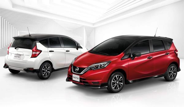Nissan Note N Sport 2020