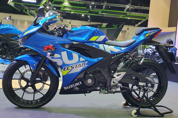 Suzuki GSX-R150 2020-2021