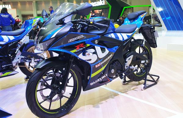 Suzuki GSX-R150 Yoshimura