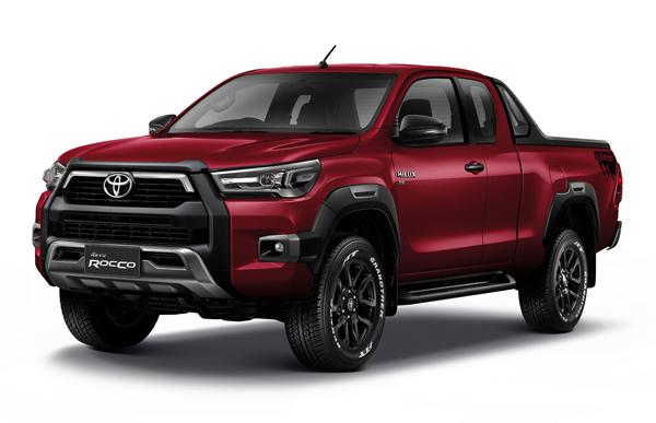 Toyota REVO Rocco 2020