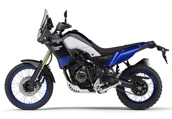 2020-2021 Yamaha Tenere 700