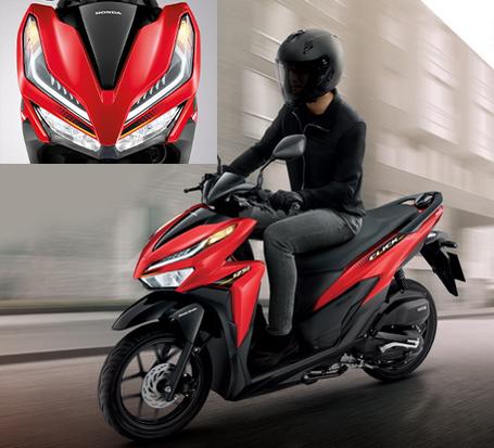 Honda Click 125i 2020