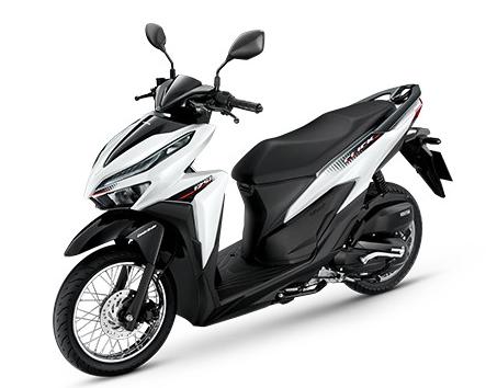 New Click125i 2020 สีขาว