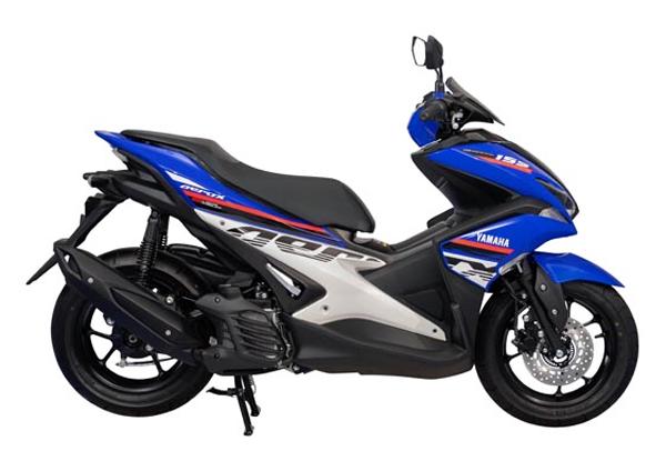 Yamaha Aerox 155 สเปค