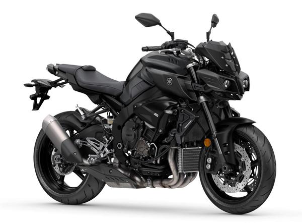 MT-10 2020 สีดำ