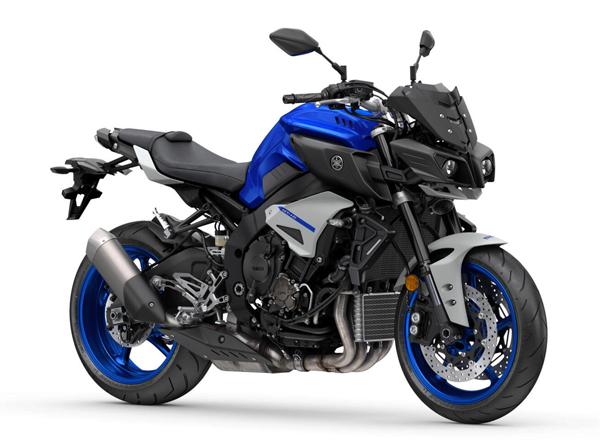 MT-10 2020 สีน้ำเงิน