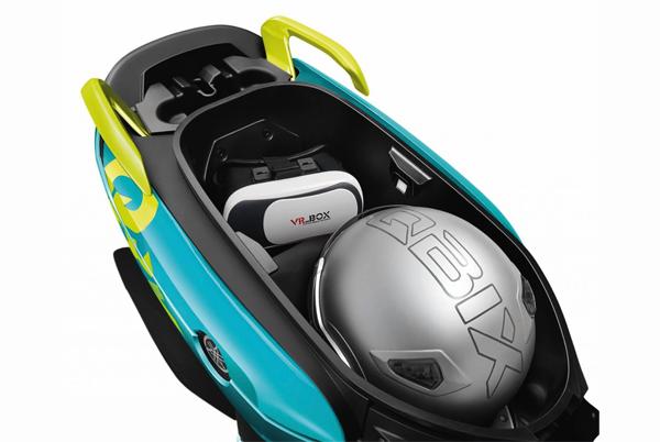 Yamaha QBIX 2020