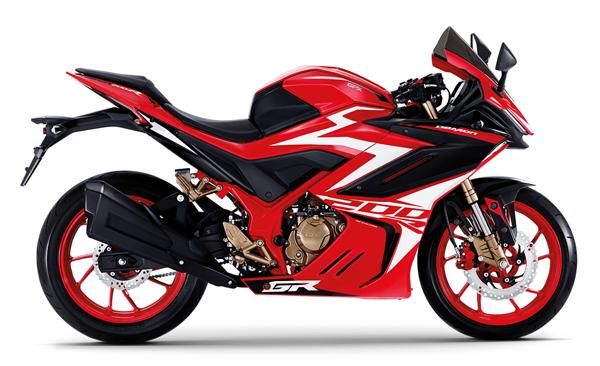 Demon GR200R 2020 สีแดง