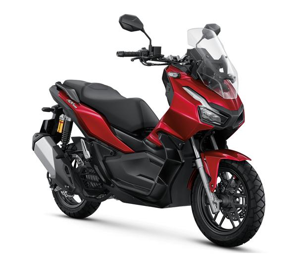 Honda ADV150 2020-2021 สีแดง