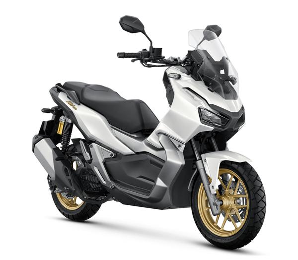 Honda ADV150 2020-2021 สีขาว