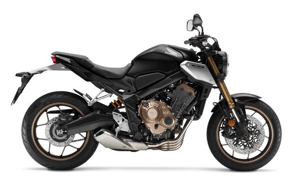Honda CB650R 2021 สีดำ