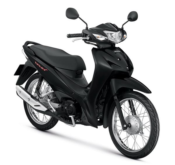 Honda Wave110i 2021 สีดำ