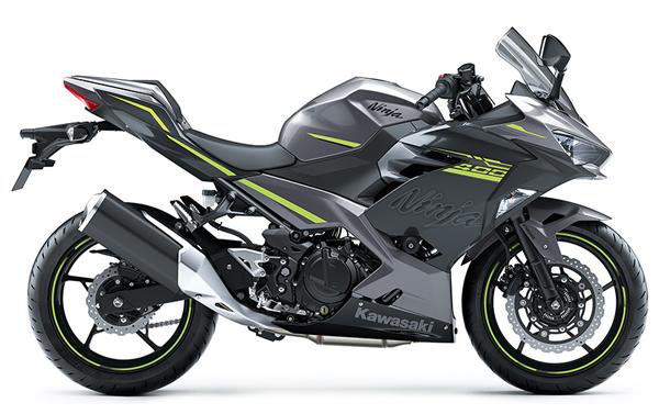 Kawasaki Ninja 400 HG 2021